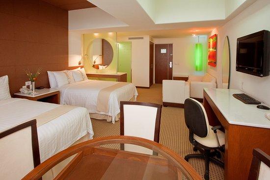 Salamanca, Mexique : Double Bed Guest Room