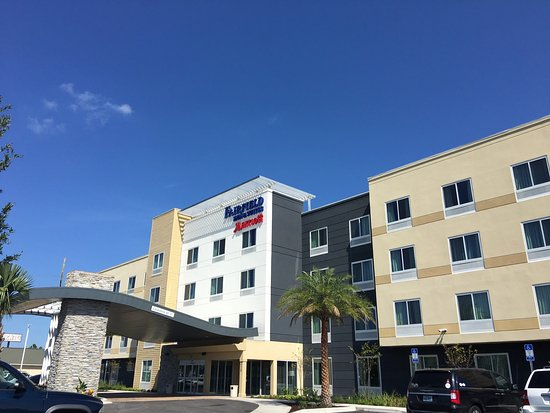 ‪Fairfield Inn & Suites Panama City Beach‬
