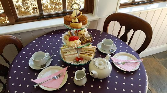 Moylegrove, UK: Afternoon Tea for Two