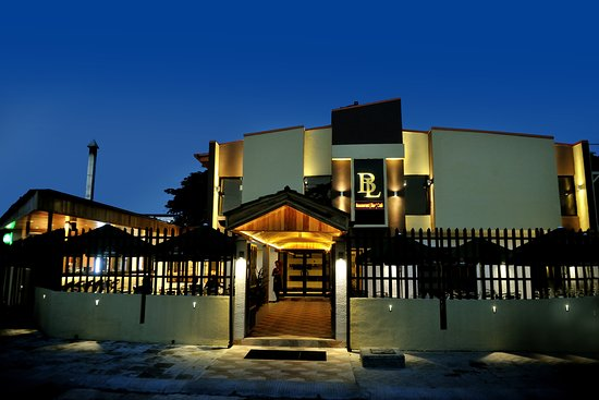 Lagos State, Nigeria: B.L. Main Entrance.