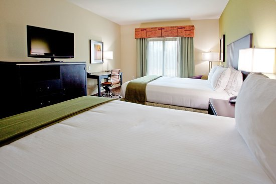Holiday Inn Express Hotel & Suites Clemson - Univ Area: Double Queen Guest Room