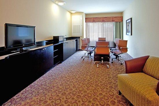 Holiday Inn Express Hotel & Suites Clemson - Univ Area: Seneca Clemson Hotel Presidential Suite