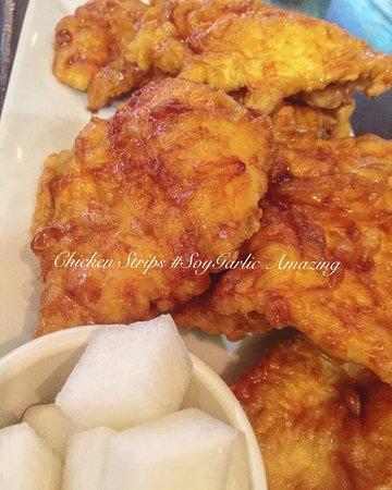 Centreville, VA: So So Bulgogi ~ Fabulous Chicken strips