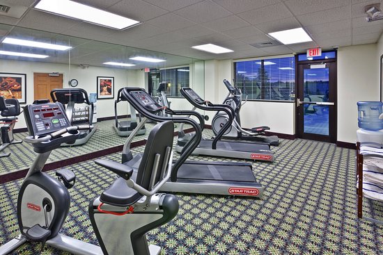 Staybridge Suites Buffalo/West Seneca: Fitness Center