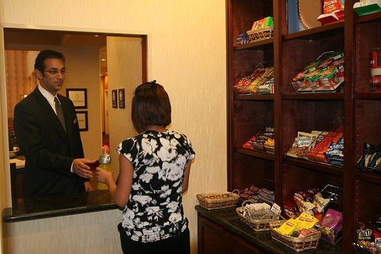 บาสทรอป, เท็กซัส: Suite Shop