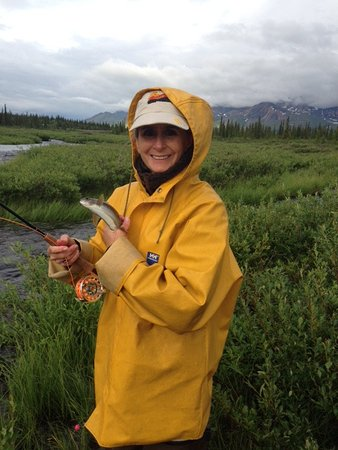 Cantwell, AK: Denali Fly Fishing