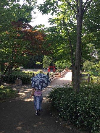 Ota, Japan: 洗足池公園