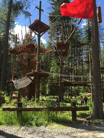 Coram, MT: Fun For All Ages!