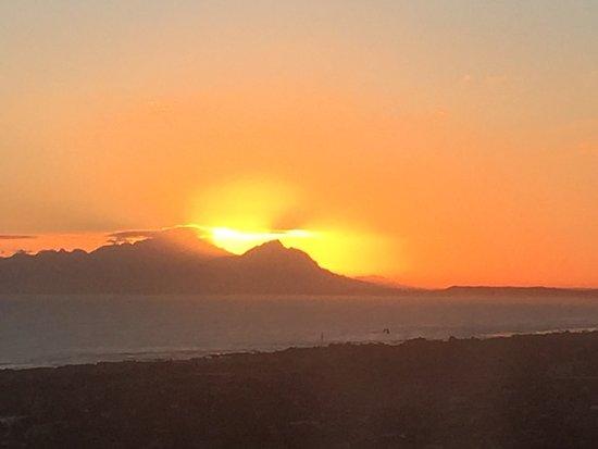 Sunset Gordon's Bay
