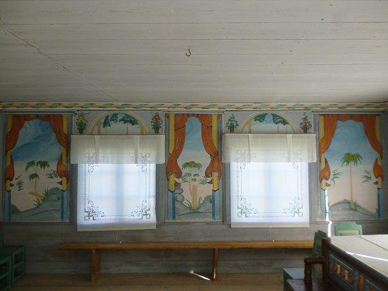 Jarvso, Sverige: Деталь интерьера