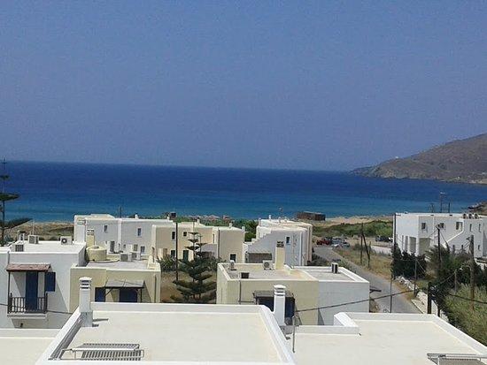 Ionia Studios: Studio307_balcony with sea view2