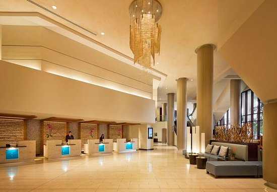 Miami Marriott Biscayne Bay: Lobby