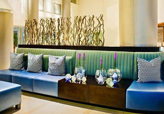 Miami Marriott Biscayne Bay: Lobby Reinvented