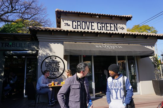 The Grove Green