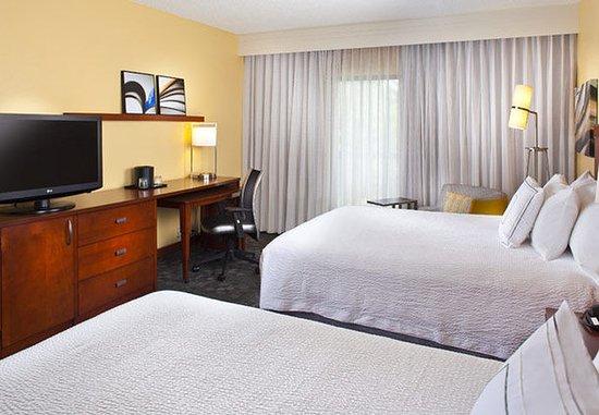 Doral, FL: Double/Double Guest Room