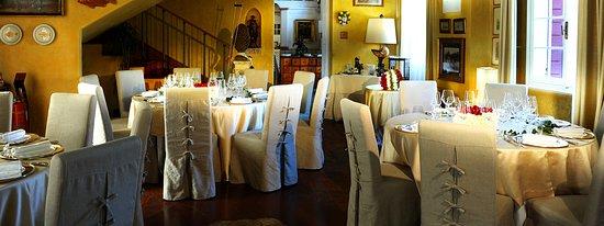 Villa Foscarini Cornaro: Il Ristorante
