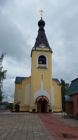 Храм Николая Чудотворца в Ангелово