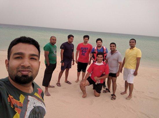 Farasan Islands: Beach