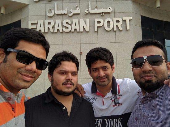 Farasan Islands: Farasan Port