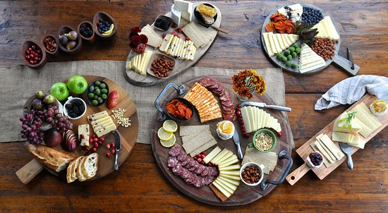 Windsor, VT: Did I mention we do custom cheese boards?