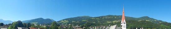 Fugen, Austria: panorama