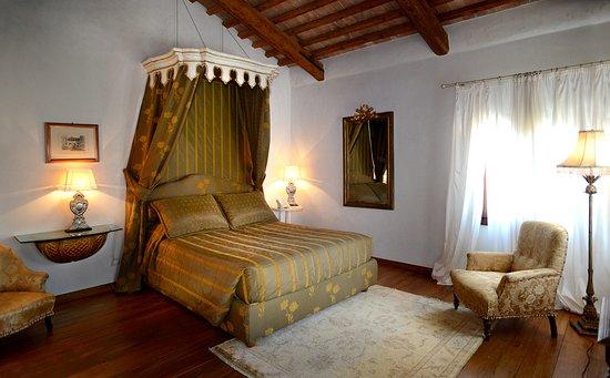 Villa Foscarini Cornaro: Room
