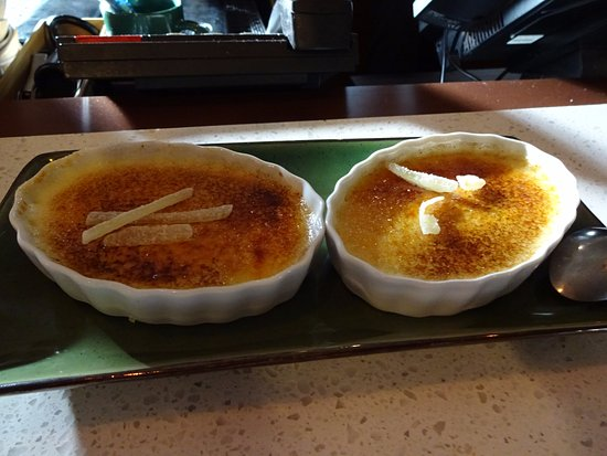 ginger creme brulee - Picture of Chan, Seattle - TripAdvisor