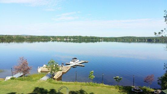 Lac Nominingue, Canada: 20160705_085840_large.jpg