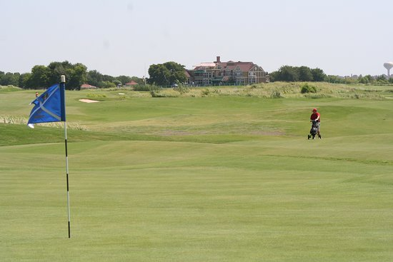 The Tribute at the Colony: Scottish Links feel in North Texas