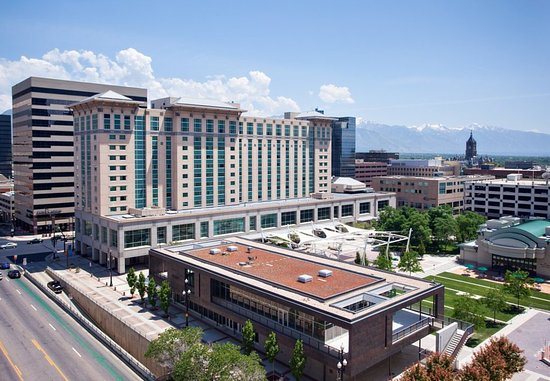 Photo of Marriott Salt Lake City City Center