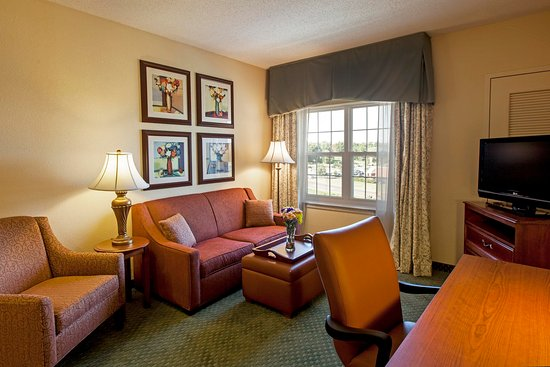 Audubon, PA: One Bedroom Living Room