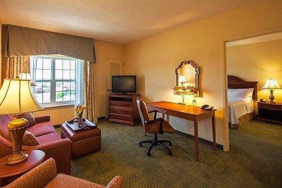 Audubon, PA: One Bedroom Living Area