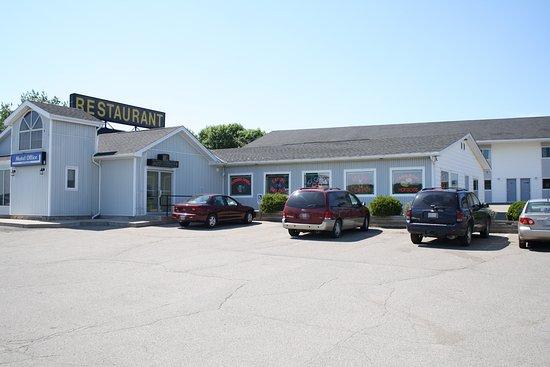 Sussex, Canadá: Fairway Inn & JJ's Diner