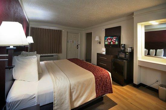 Red Roof Inn Dallas-Richardson: King