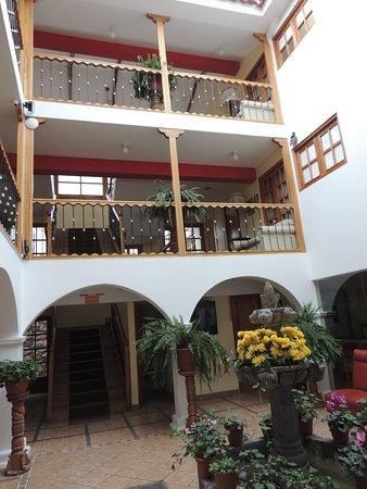 Foto Anden Inca Hotel