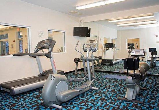 Butler, Pensylwania: Fitness Center