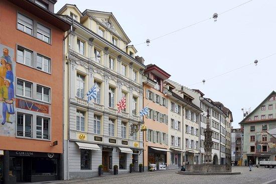 Hotel Krone Lucerne