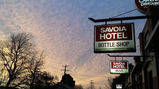 Hepburn Springs, Australia: Savoia Hotel