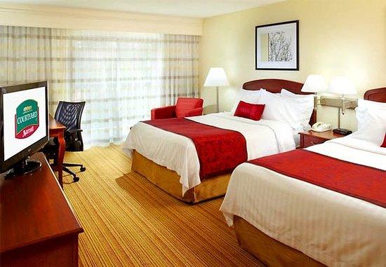 Newark, Ohio: Queen/Queen Guest Room