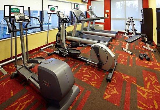 Altoona, Pensylwania: Fitness Center