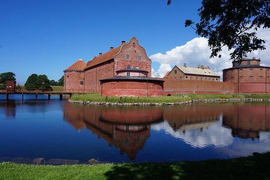 Landskrona citadell och Gråen