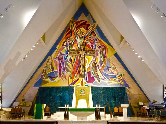 The Catholic Cathedral on the Las Vegas Strip! - Picture of