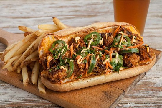 Dublin, Californien: Vegetarian options