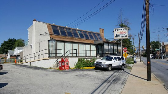 Clifton Heights, Pensylwania: Penny's Family Restaurant