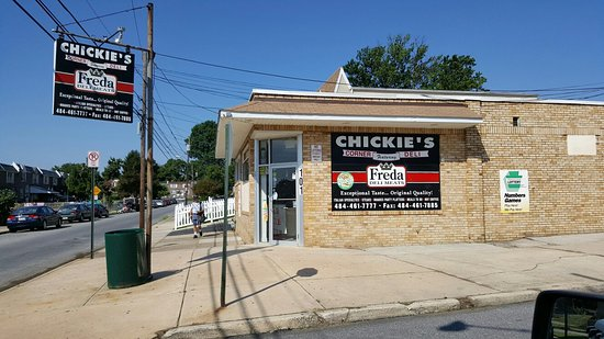 ‪‪Clifton Heights‬, بنسيلفانيا: Chickies Corner Deli‬