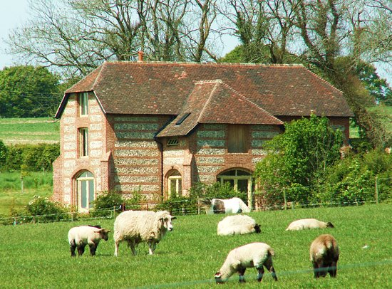 Broad Chalke United Kingdom  City new picture : Lodge Farmhouse Bed & Breakfast Broad Chalke, Wiltshire 2016 Guest ...