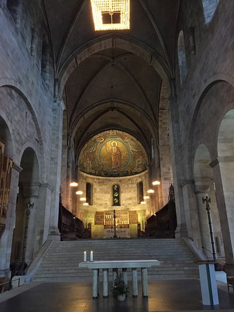 لوند, السويد: Cathédrale de Lund (Domkyrkan)