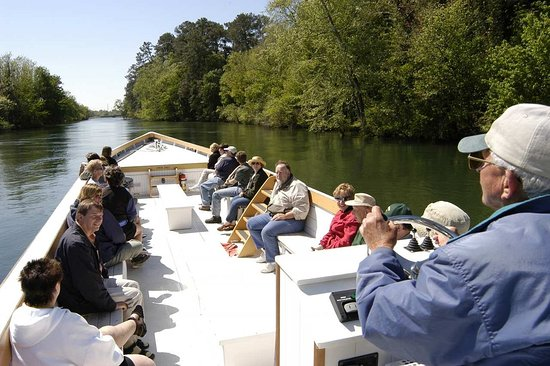 Doubletree by Hilton Augusta: Augusta Canal Boat Tour