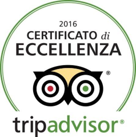 Verucchio, Italien: certificato di eccellenza 2016!