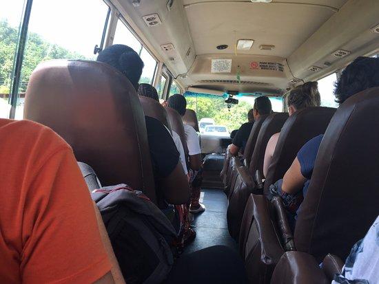 Blue Mountain Bicycle Tour : transport